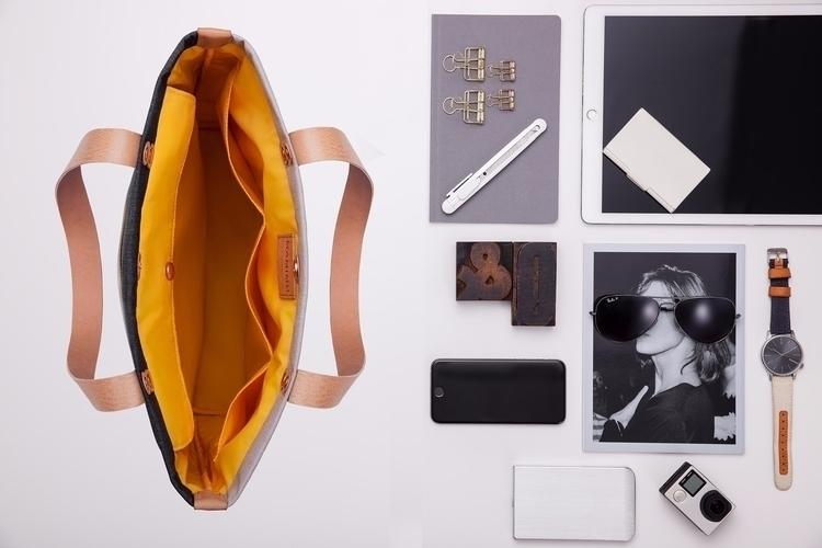 Laptop tote bag stylish urban n - mamimutokyo | ello