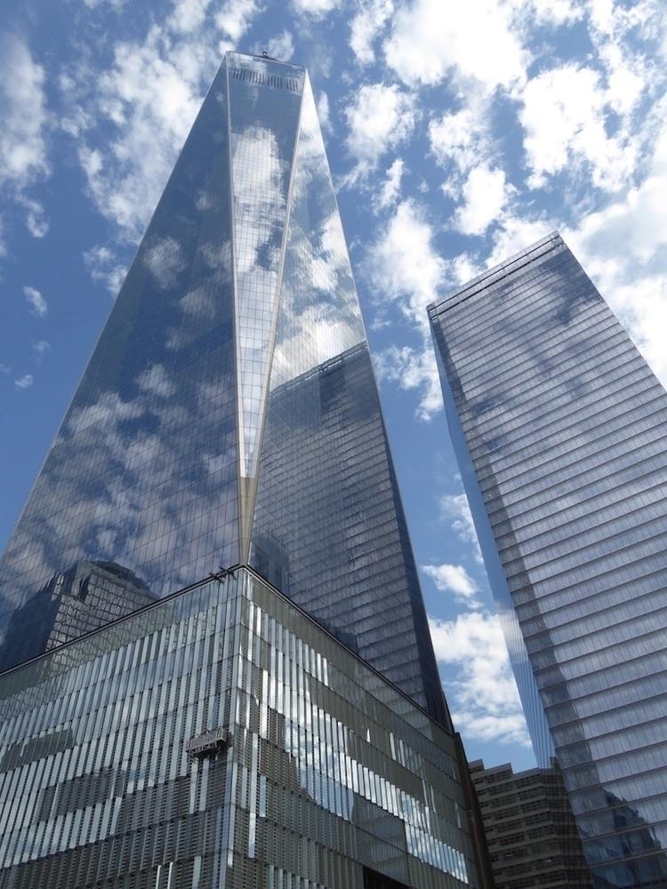 clouds | NYC 2017 Photo-Blog - OneWorldTradeCenter - thomgollas | ello