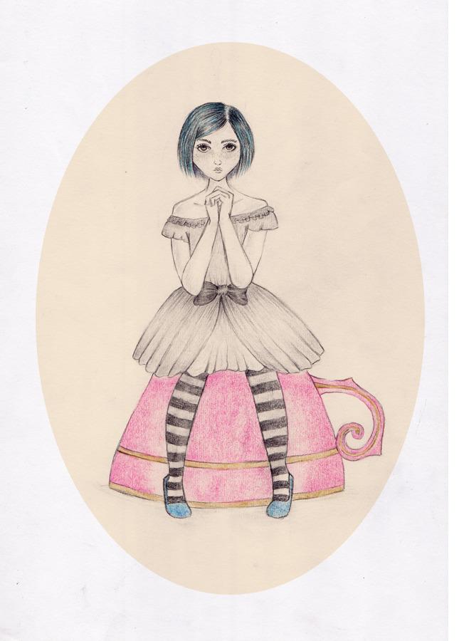 Alice - hardknoxcreative | ello