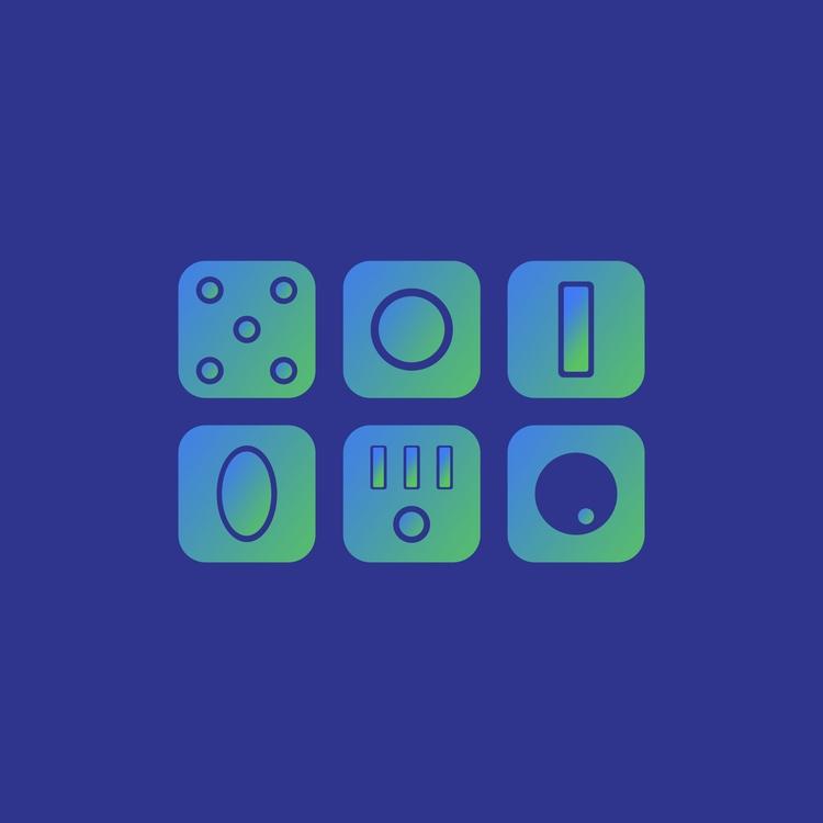 Fidget faces :) Created - illustration - designmnl   ello