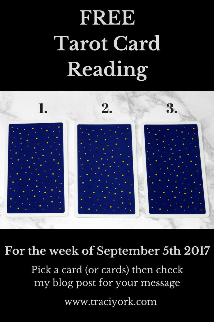 Tarot Tuesday! Pick card resona - traciyork   ello