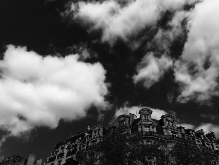 Days Paris - architecture, paris - joaocabral   ello