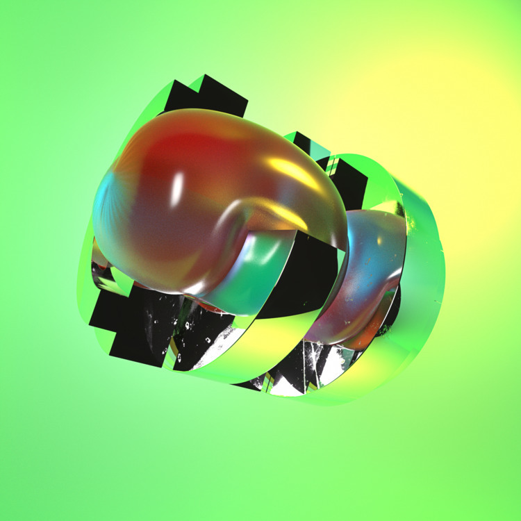 Squish - Tension, Chrome, Color - aaaronkaufman   ello