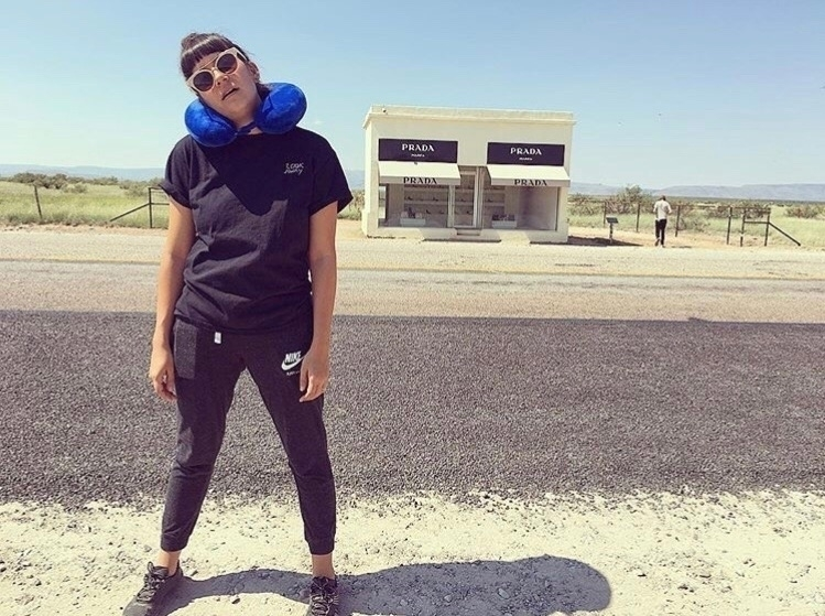 good time Marfa. Labor Day week - neoncart | ello