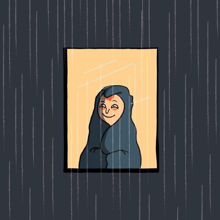 Stay day - illustration - mfslayton | ello