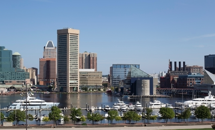Harbor. Baltimore, MD. Labor Da - vujadav17 | ello