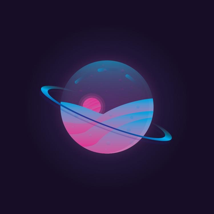 Glass Planet - vendettadesigns   ello