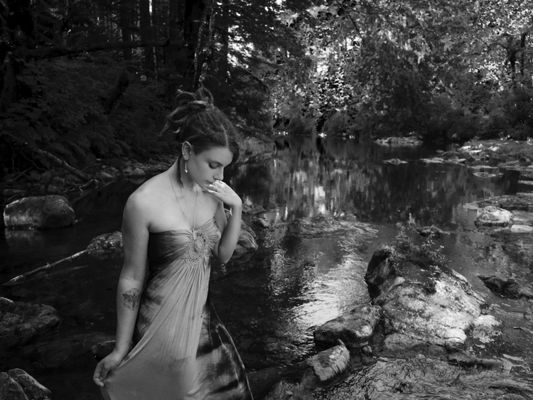 Model - photography, peaceful, water - darkenergyphotography | ello