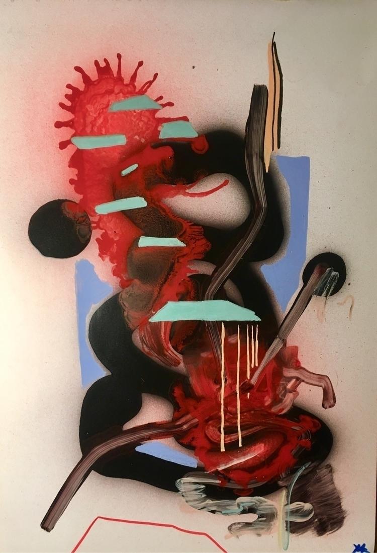 Smashed outer shell - art, elloart - visualmar | ello