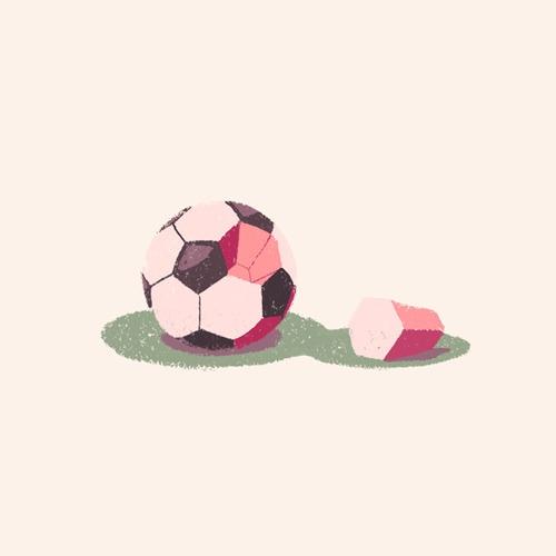 Football IQ - Spot step closer  - laurent_illo   ello