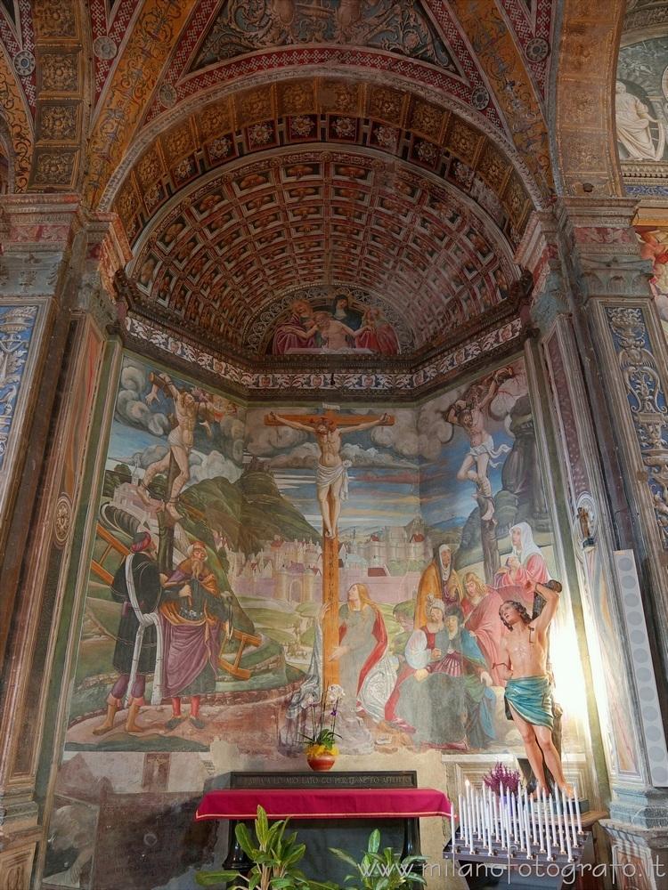 Biella, Italy: Chapel Crucifixi - milanofotografo | ello