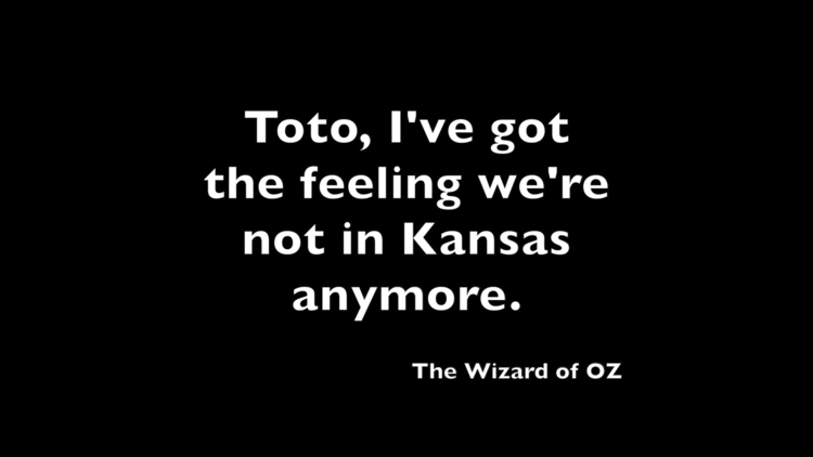 Wizard Oz, quote. design artwor - moviemania | ello