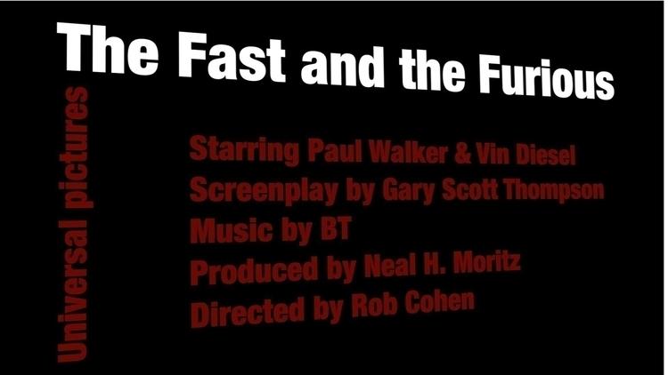 fast furious. Cast. design artw - moviemania   ello