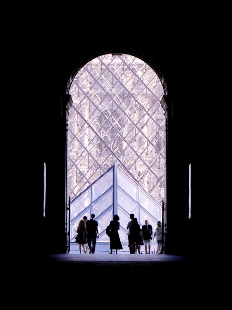 exit. Paris Travel Notes sketch - danhogman | ello