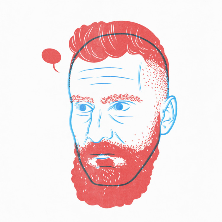 illustration, portrait - phosmer | ello