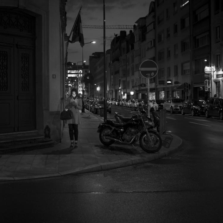 Ghost face - luxembourgcity, streetphotos - cdelas | ello