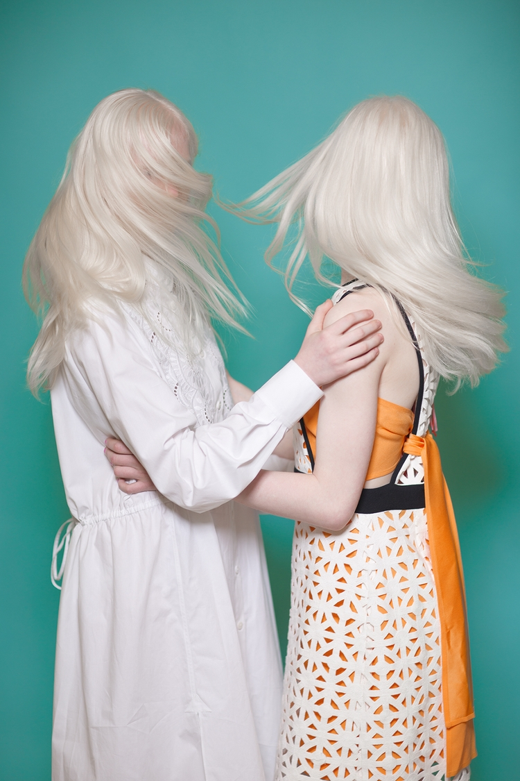 Cover: wanted albinos embrace l - hashtagphotographymagazine | ello