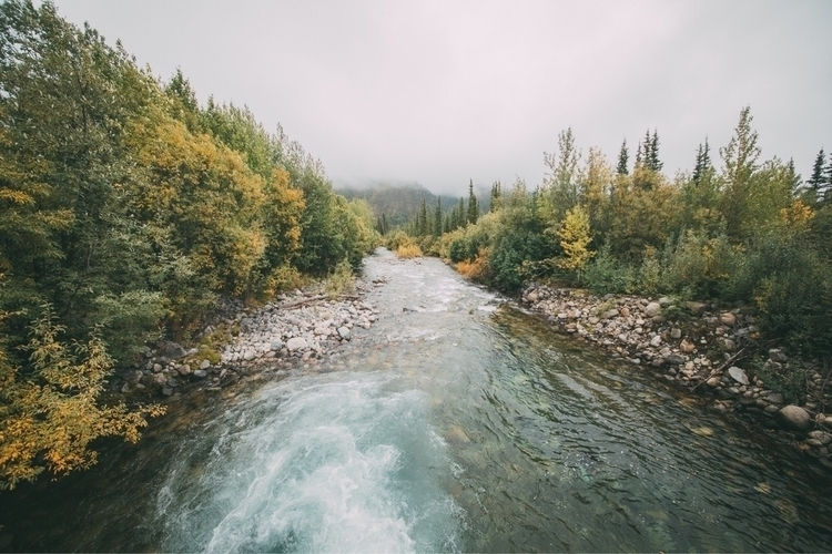 glimpses rivers mountains valle - jonathonreed | ello