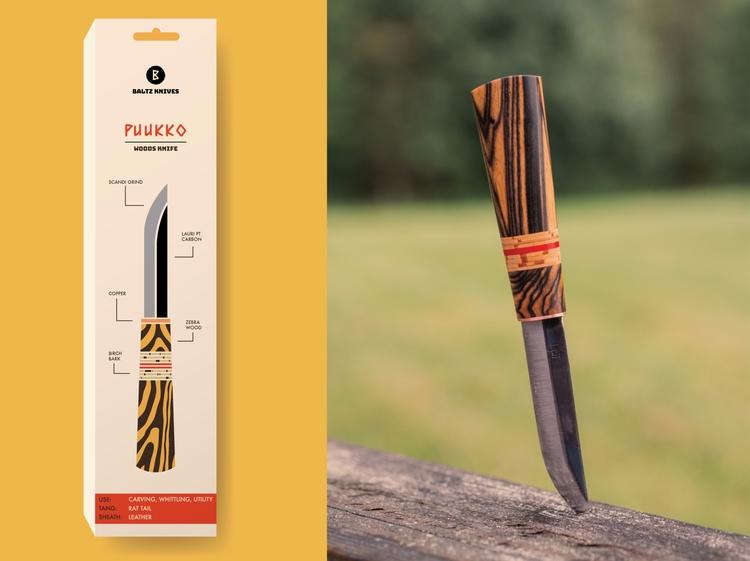 Package design concept knife bi - bryanbaltz | ello