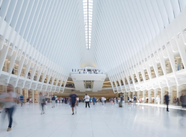 Oculus, World Trade Center Arch - bostonphotographer   ello
