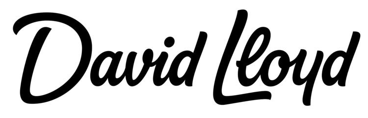 David Lloyd logo - robclarketype | ello