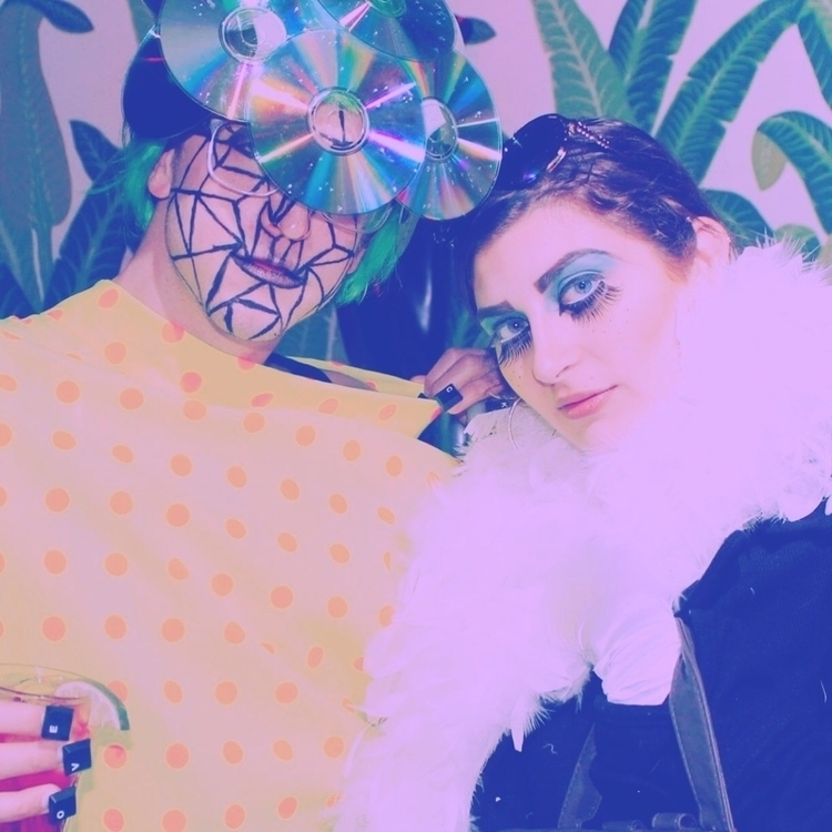 partying monsters - trippy, clubkids - jaceface   ello