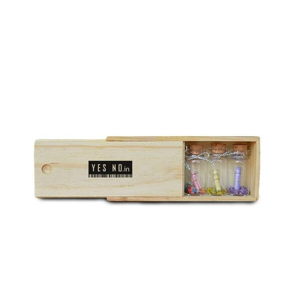 Shop Online Message Bottle Mult - yesnocp | ello