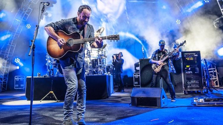 Dave Matthews Band Hosts Evenin - anthonycentore   ello