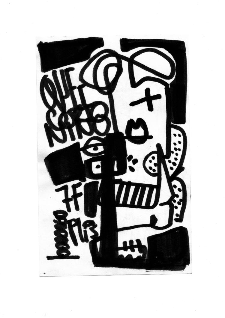 INK - hombrecable | ello