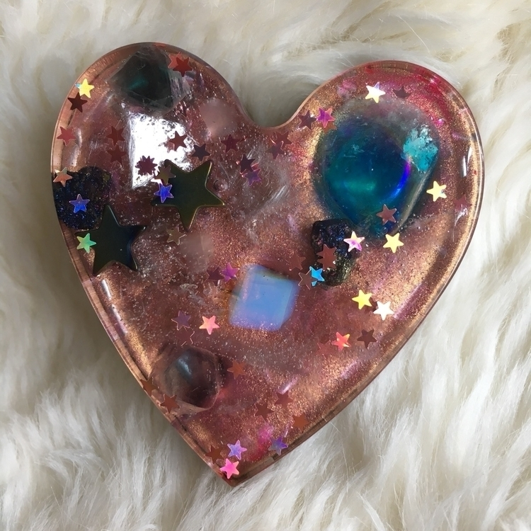 Loving sweet heart shop - orgonite - thefaeriegodmother | ello