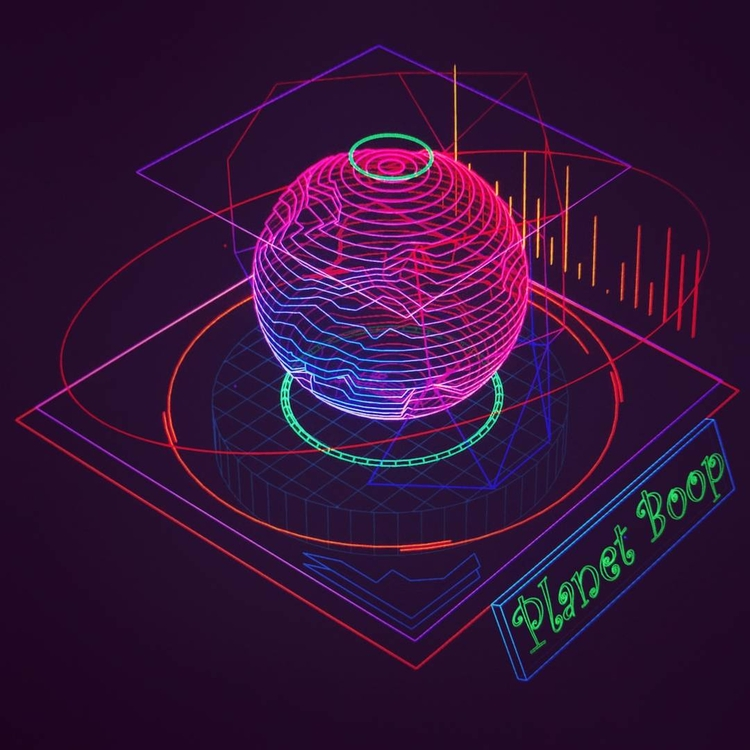 Nanowave Planet Scans  - mjmurdock | ello