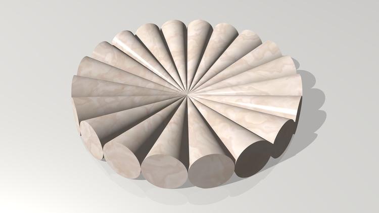 geometric, cones - jaime_ricardo | ello