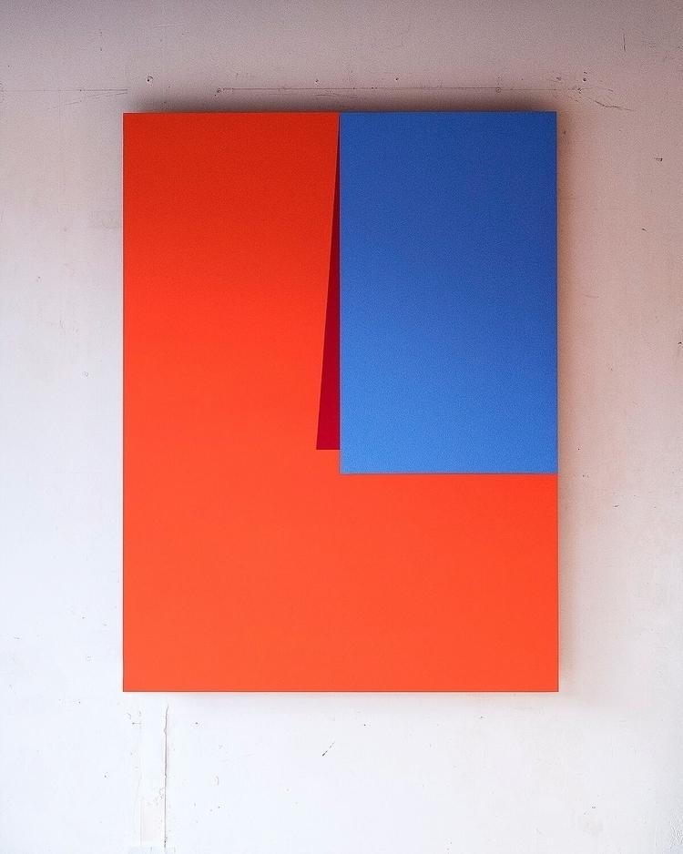Flap Acrylic plywood 36 48 2017 - andrew_faris | ello