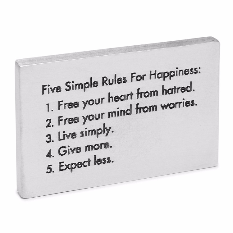 5 simple rules ---Free heart ha - zaas | ello