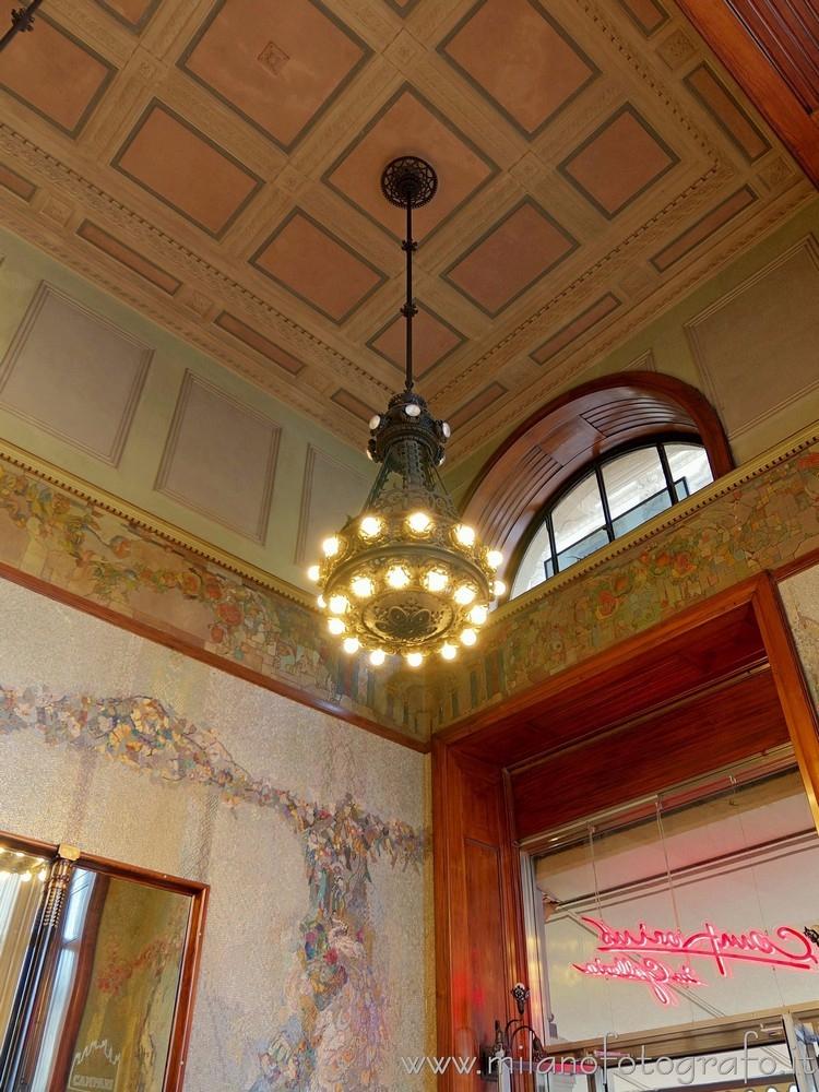 Milan (Italy): Art nouveau inte - milanofotografo | ello