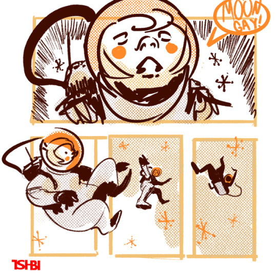 heres comic patreon - tsi-bi | ello