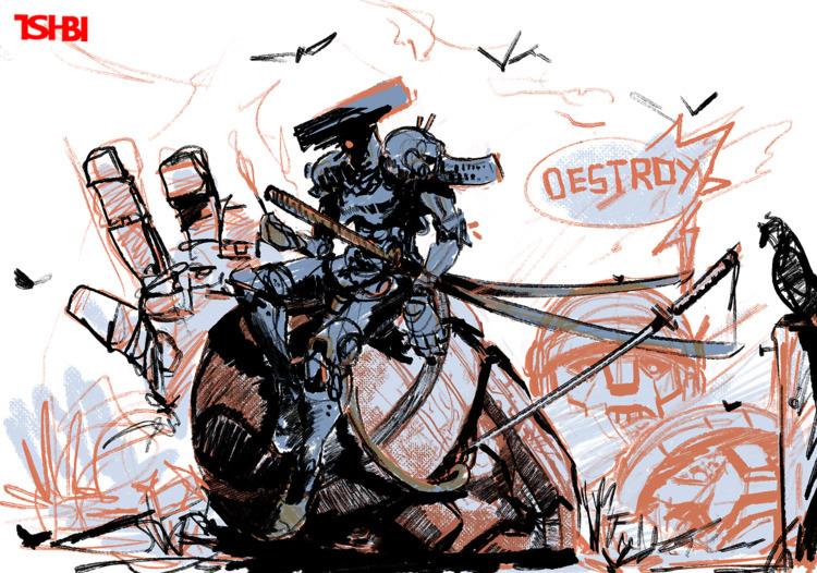 heres sketch robot break comic - tsi-bi   ello
