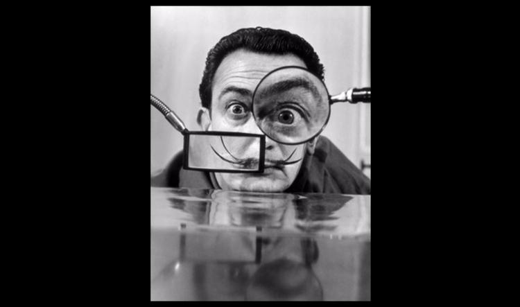 Dug Salvador Dalí Surreal Saga - valosalo | ello