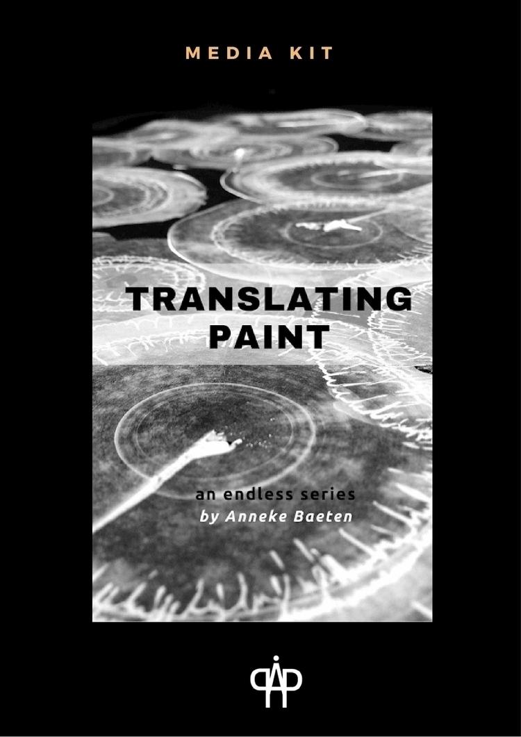 Translating Paint Anneke Baeten - asemicwriter | ello