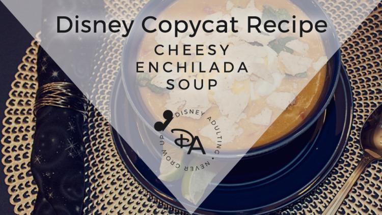 Disneyland favorite, Cheesy Enc - disneyadulting   ello