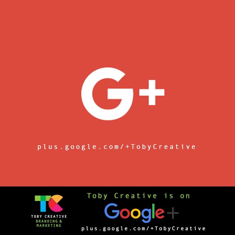 Toby Creative Google+ invite fo - tobycreative | ello
