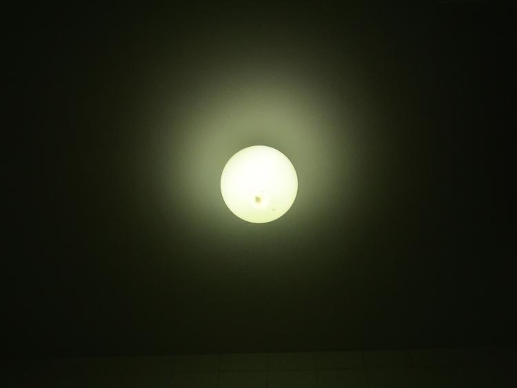 Full moon tonight. Ha, psych! k - pleasantcynic   ello