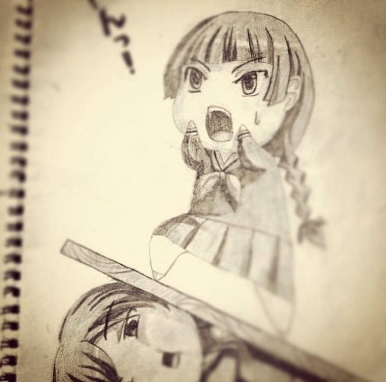 Codependent - sketch, pencil, pencilsketch - pleasantcynic | ello