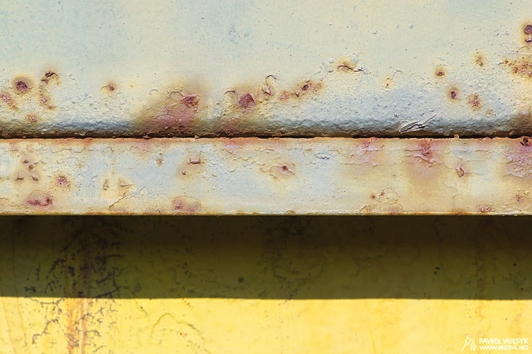 Rust II - photography, photo, rust - pawelwiesyk | ello