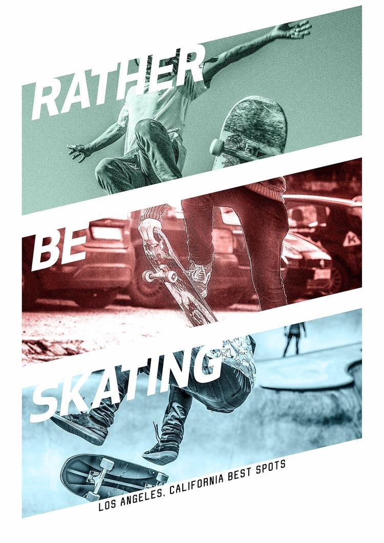 skating - skate, photoshop - ferreiraricardo | ello