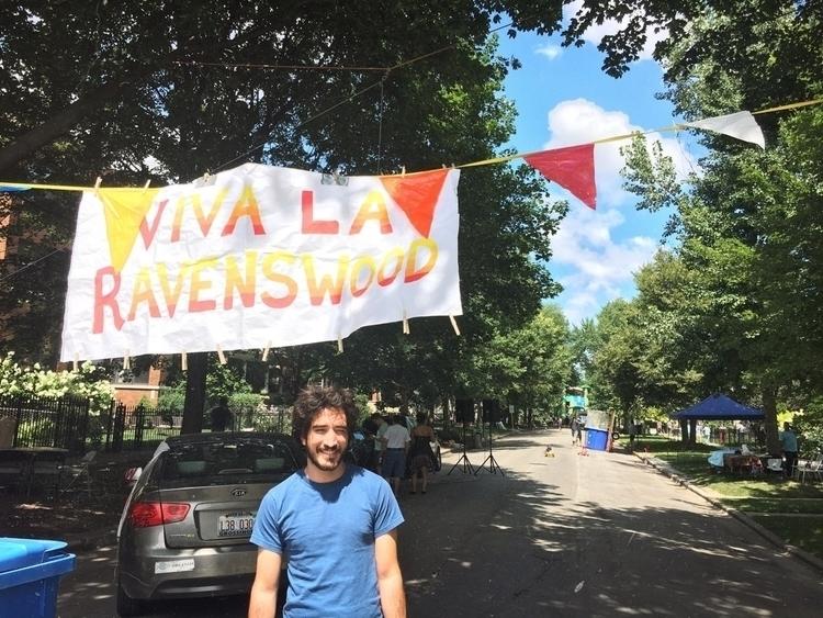 Ravenswood Block Party. Chicago - ello-govna | ello