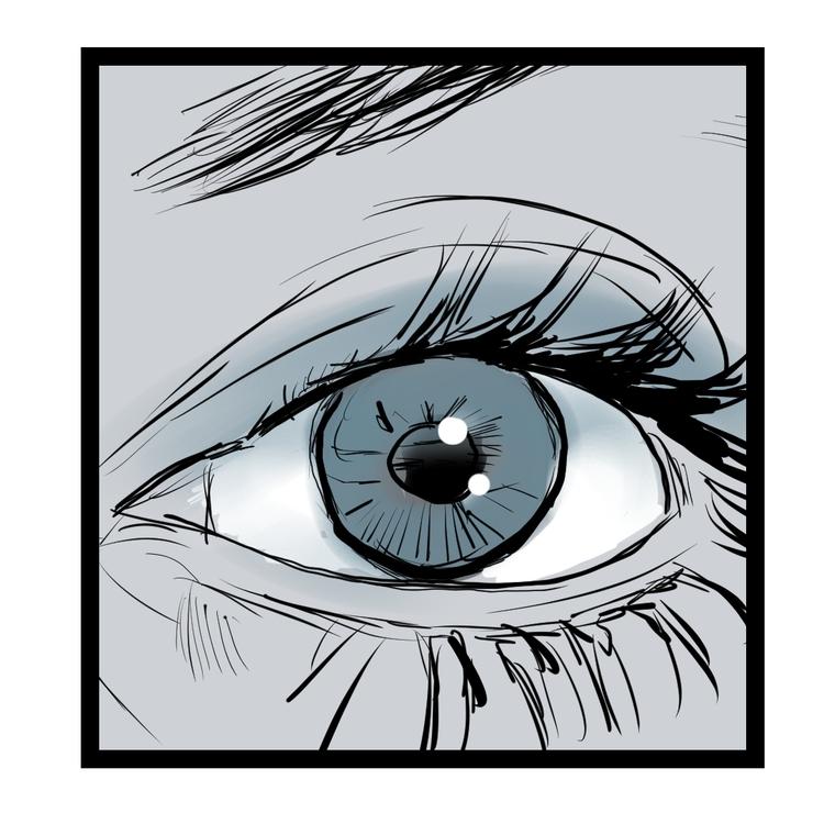 Eye Study - marksolario | ello
