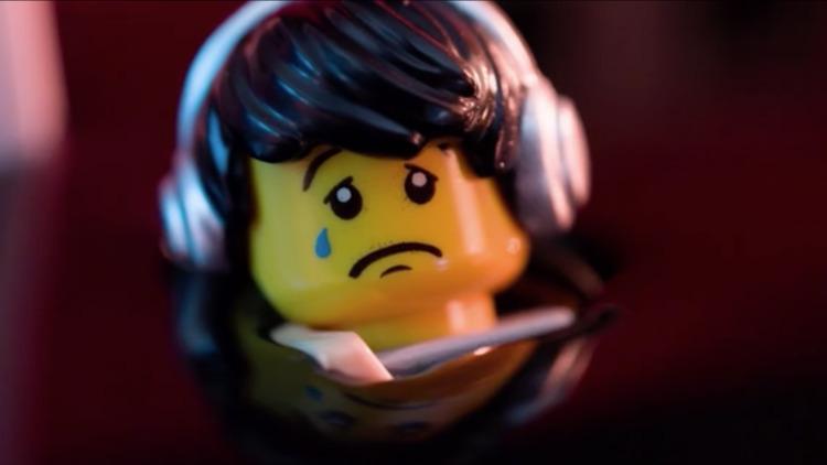 scenes Lego/Shell Awesome' dire - fabrik | ello