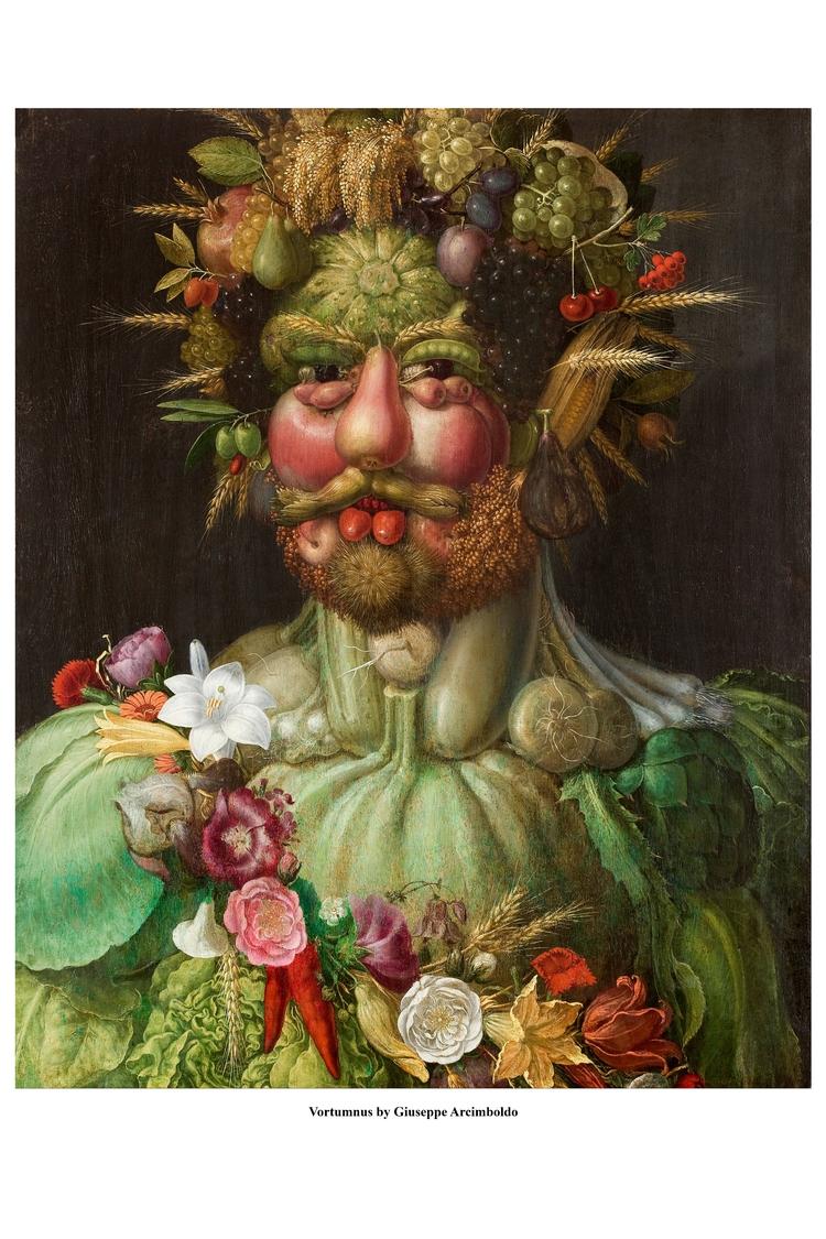 Giuseppe Arcimboldo Italian Art - valosalo | ello