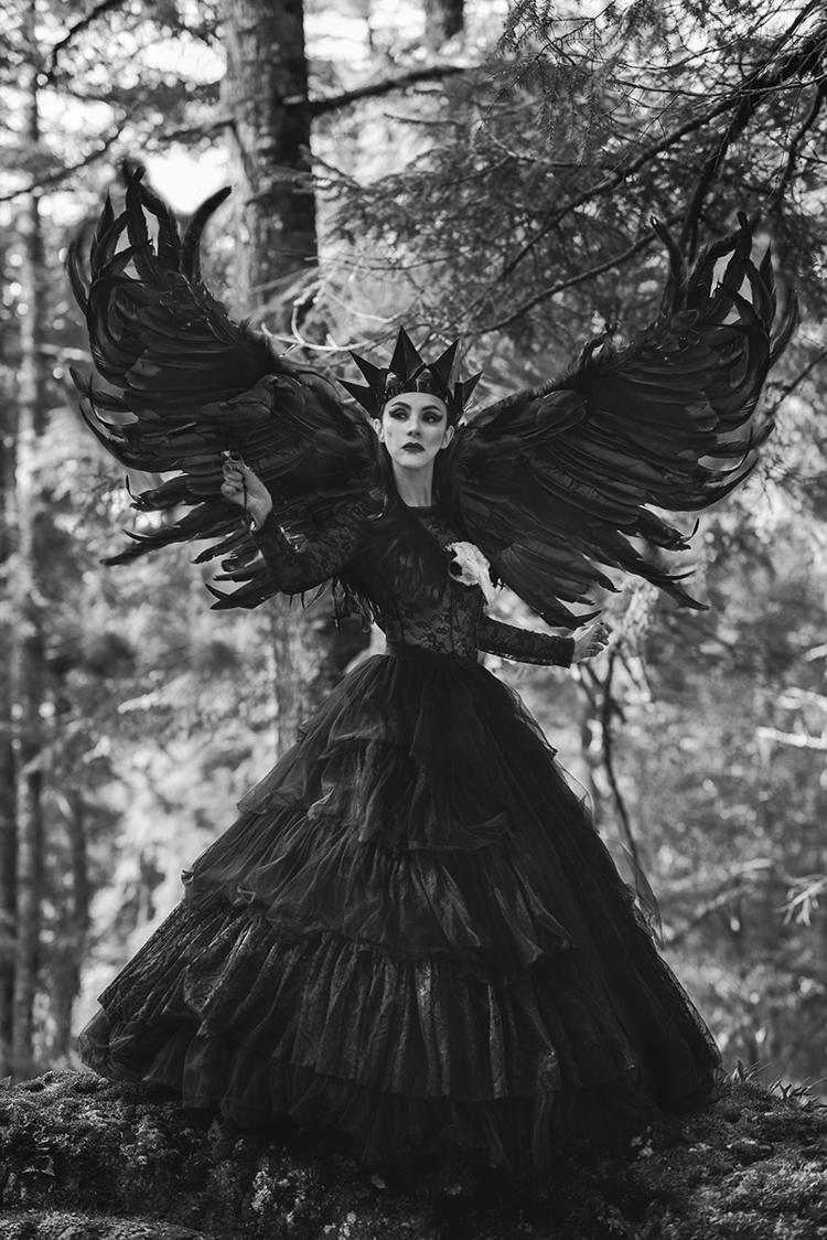 Photographer:Jesus Fernandez M - darkbeautymag | ello